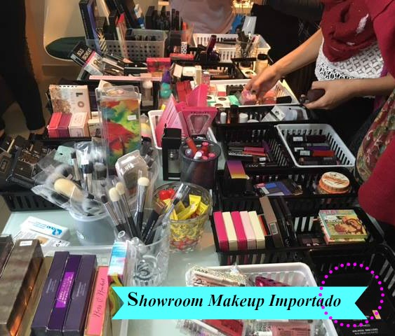 showroom makeup importado
