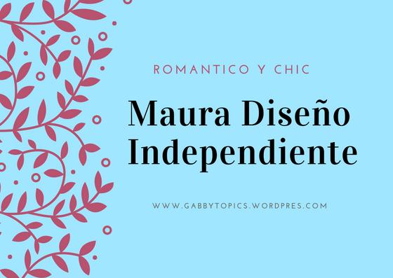 Maura Diseño Independiente